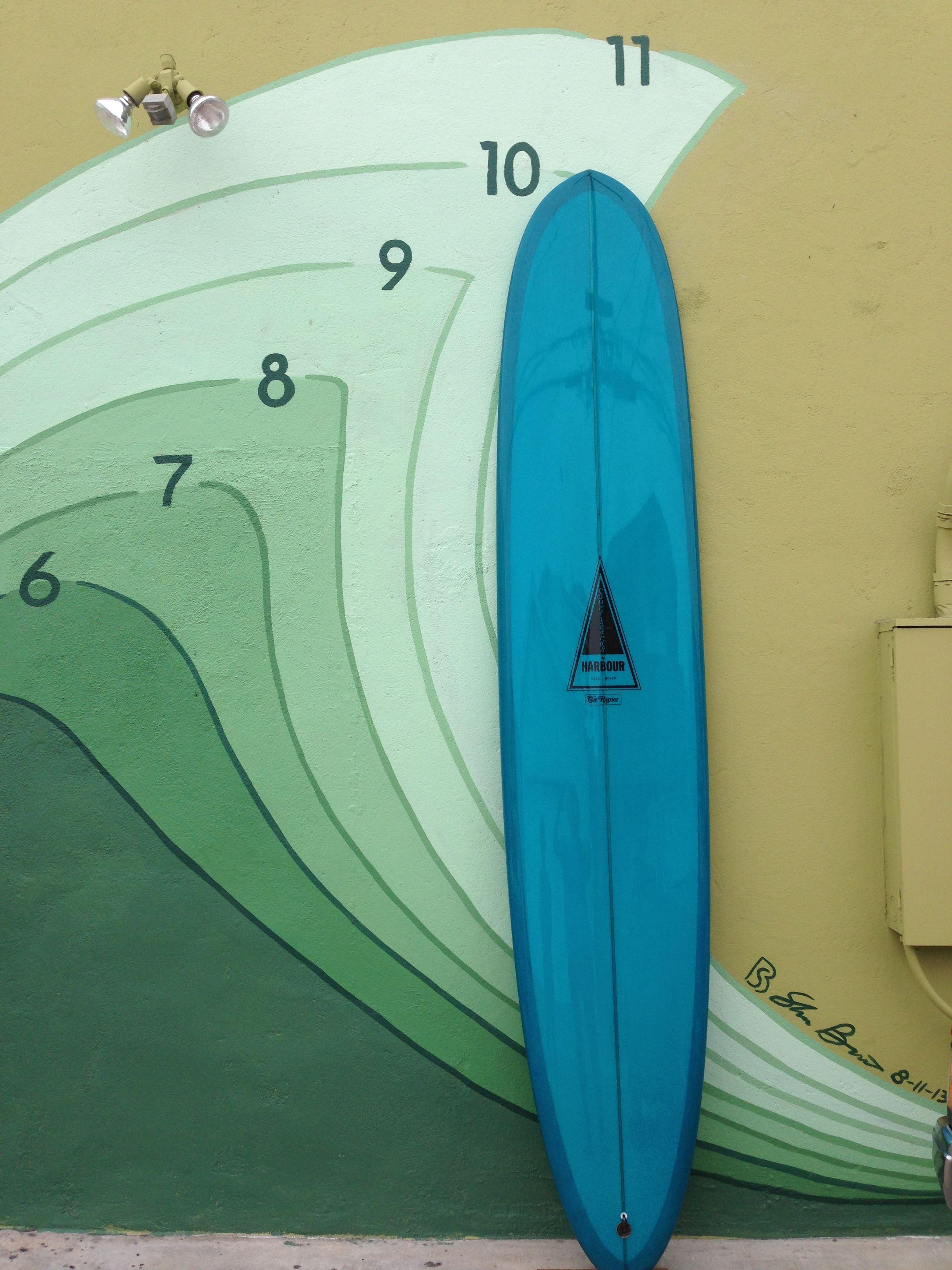 100 Rapier Harbour Surfboards