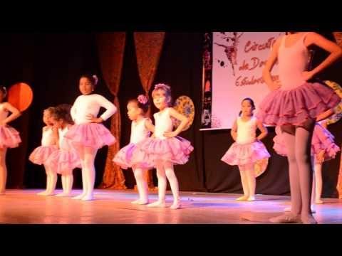 Apresentação de Balé - Circuito de Dança 2015