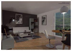 Virtual Home Staging, Architecture d\'intérieur, décoration - Salon ...