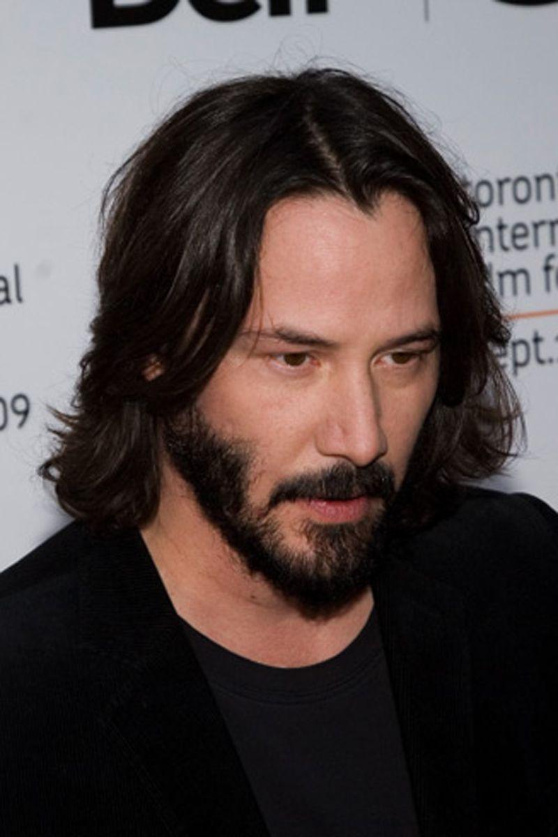 The Keanu Reeves Best Long Mens Hairstyles Keanu Reeves Long Hair Styles Men Medium Hair Styles Men S Long Hairstyles