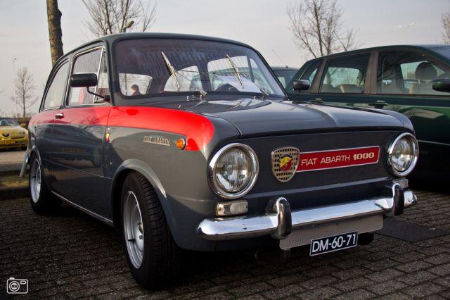 1965 Fiat 850 Abarth NL | 850 ketrika | Pinterest | Fiat 850, Fiat