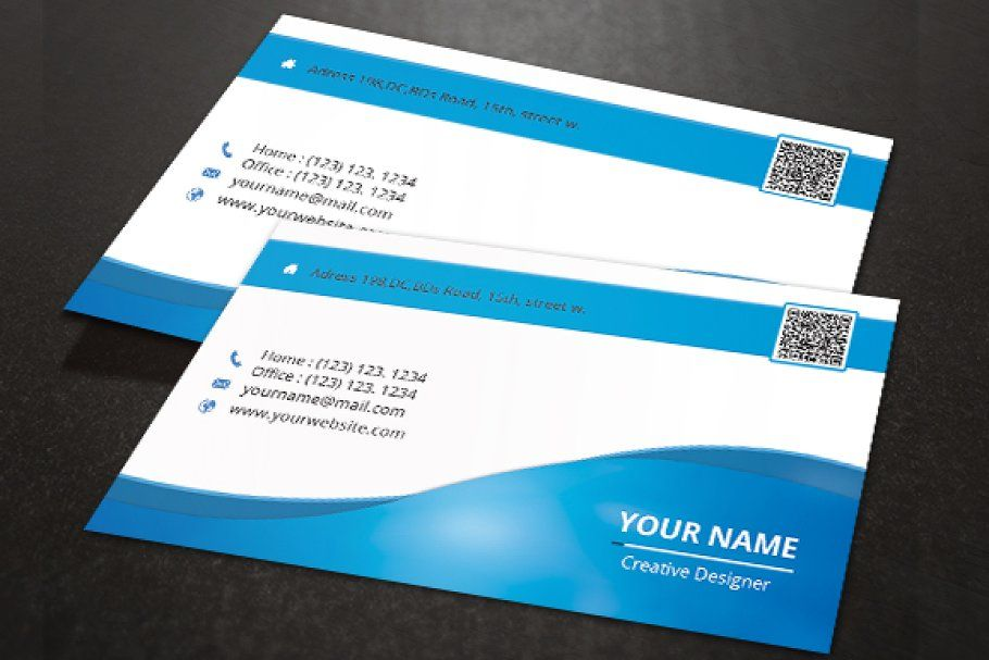 Corporate Business Card V 01 In 2020 Corporate Business Card Corporate Business Business Card Template
