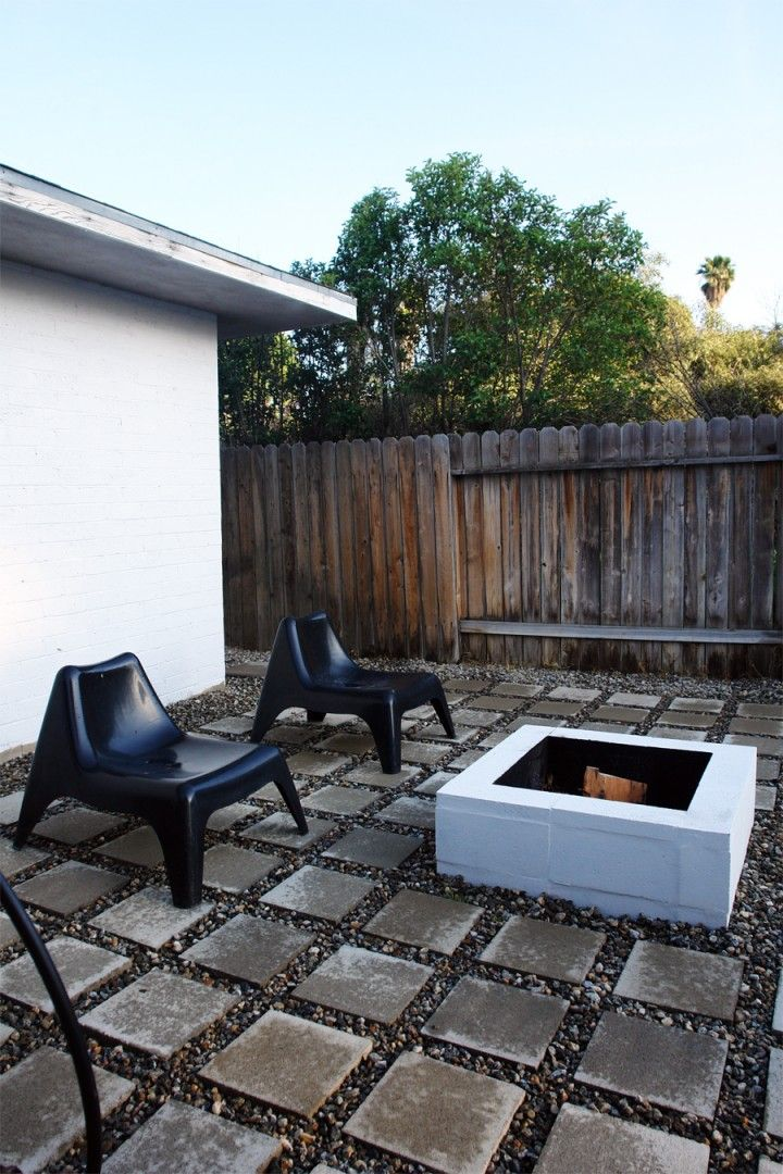 Gravel Patio Def Need To Do This In My Backyard