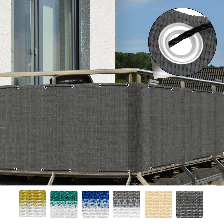 Sol Royal Balkon Sichtschutz SolVision 300x90cm