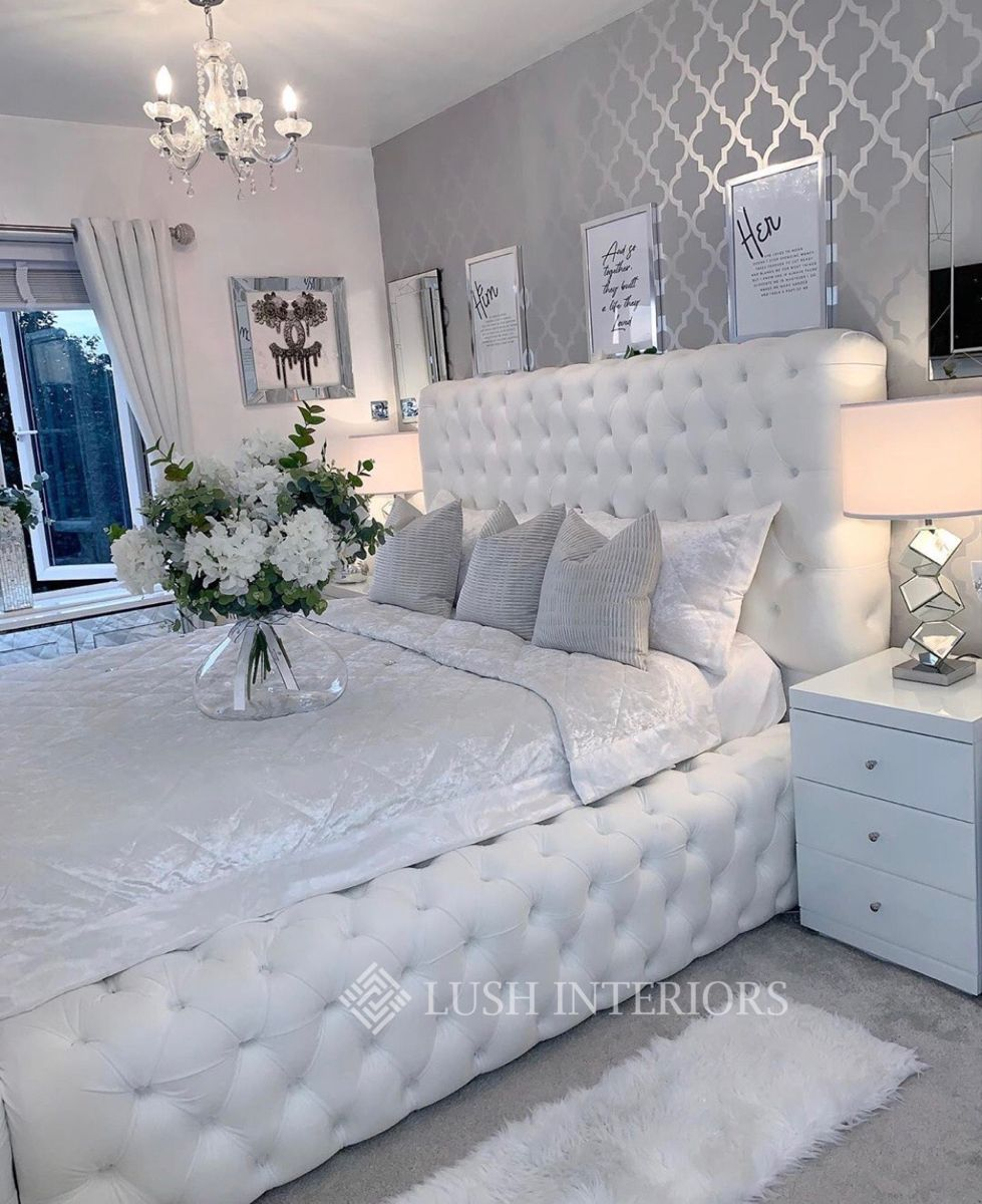 Our Bespoke Luxury Park Lane Bed
