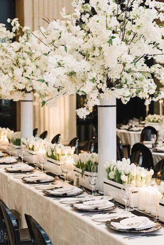42 White Wedding Decoration Ideas | Wedding Forward