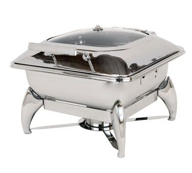 Buffet Enhancements Chafing Dish New Age Square 1bt15601 Chafing