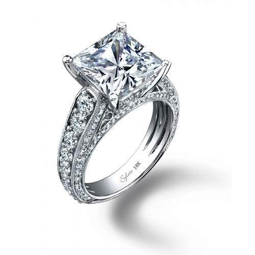 Oval Engagement Rings Horizontal Vintage Wedding Rings Australia