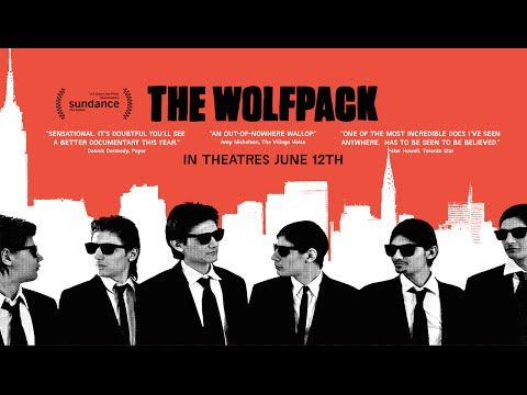 The Wolfpack by Crystal Mosell