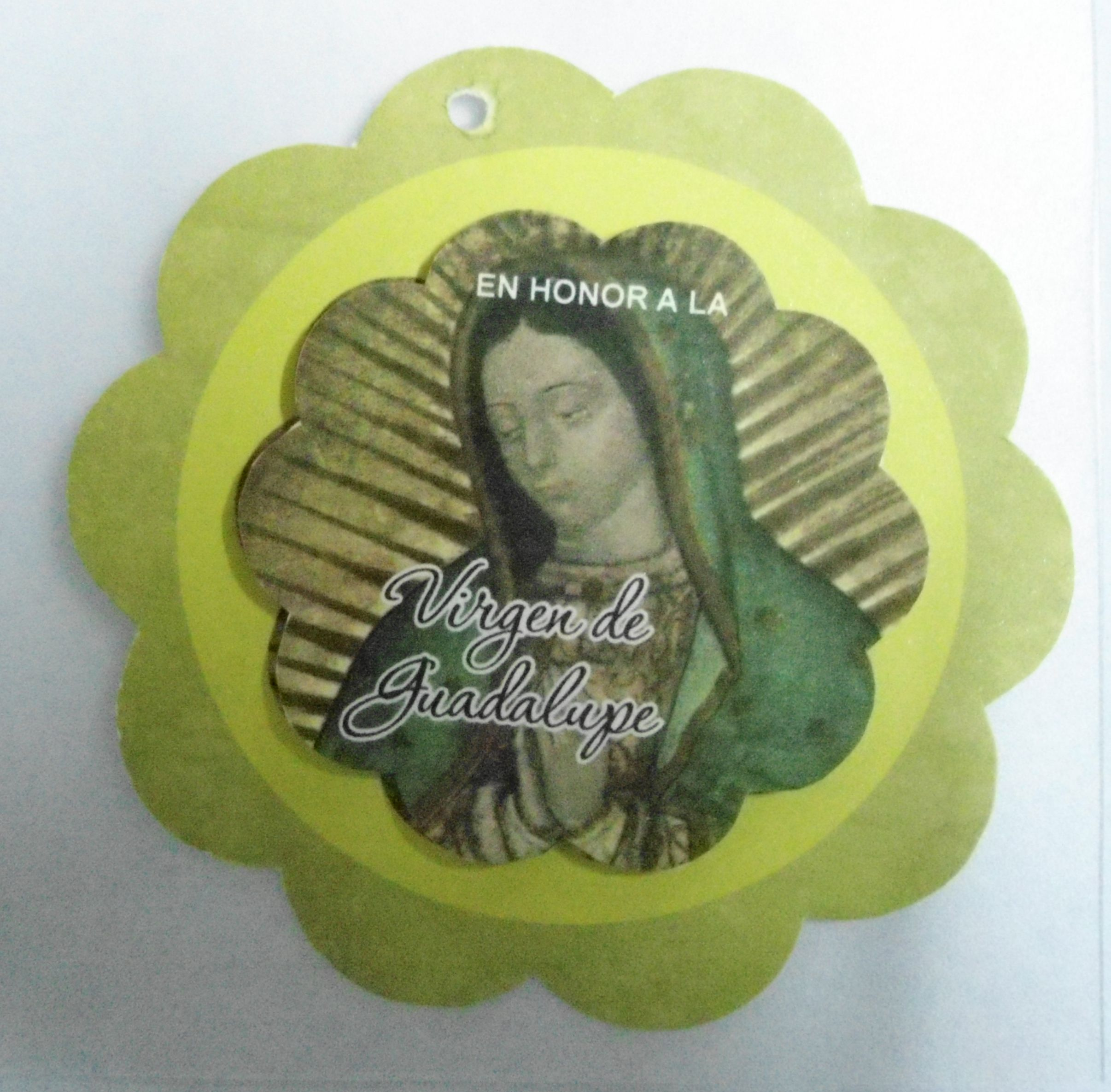Invitacion Para Rezo De Virgen De Guadalupe Virgen De