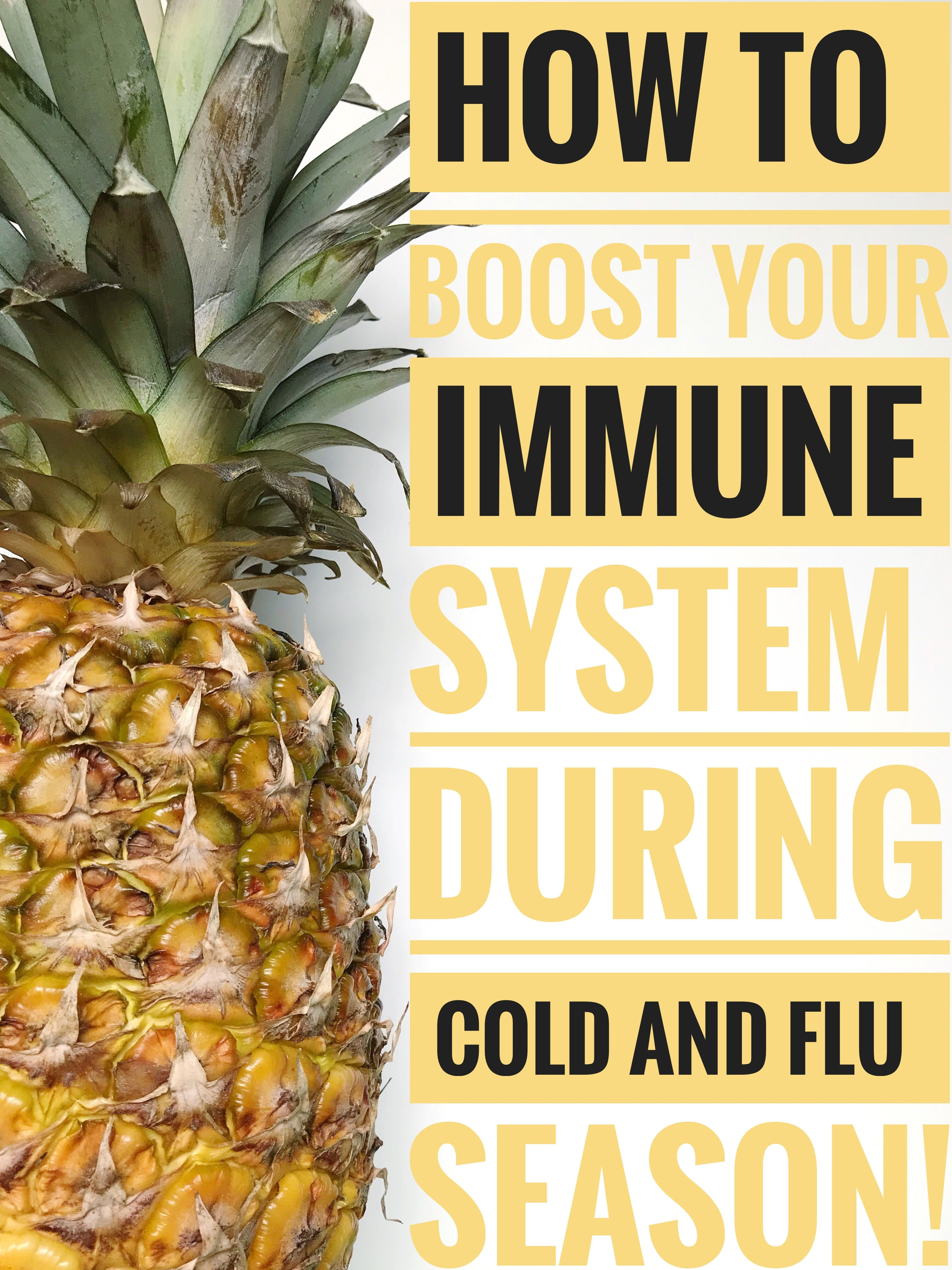 How to Fight the Flu with Pineapple Juice images