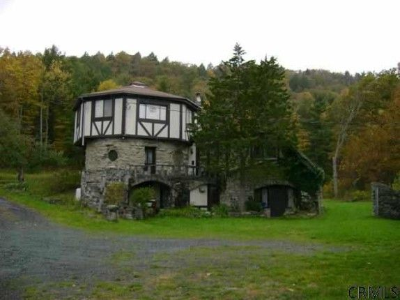 House Of The Week Castle Ruins For Sale In Upstate New York Stone