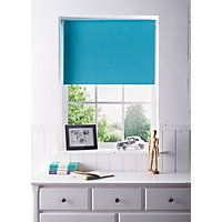 Home of Style Teal Blackout Blind - 60cm