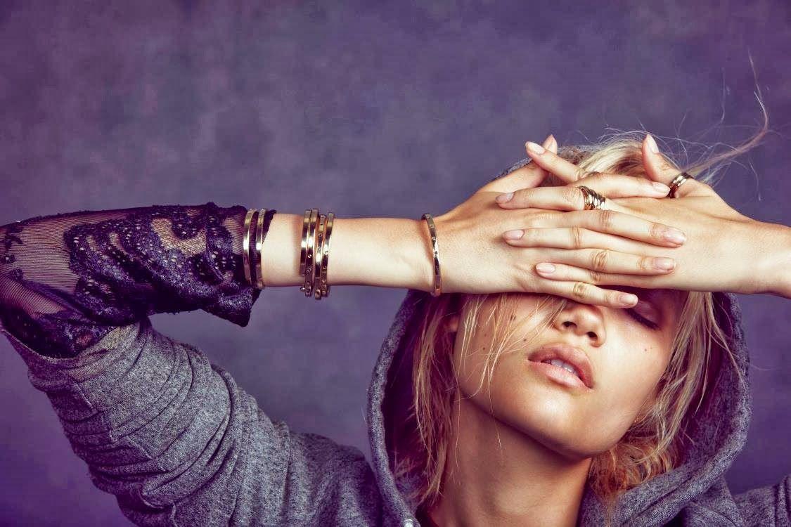 "FOR LOVE AND LEMONS x VANESSA MOONEY COLLABORATION, ""SUPERNOVA"" photography: zoey grossman   ∆   model: charlotte carey styling: ashley glorioso   ∆   h+m: ashlee rose"
