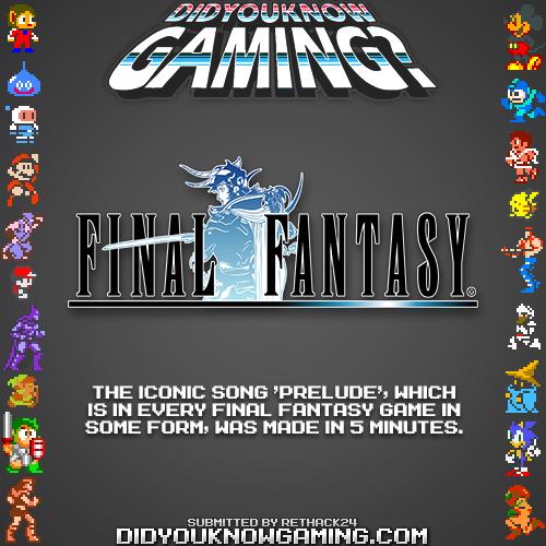 Final Fantasy 5 Game