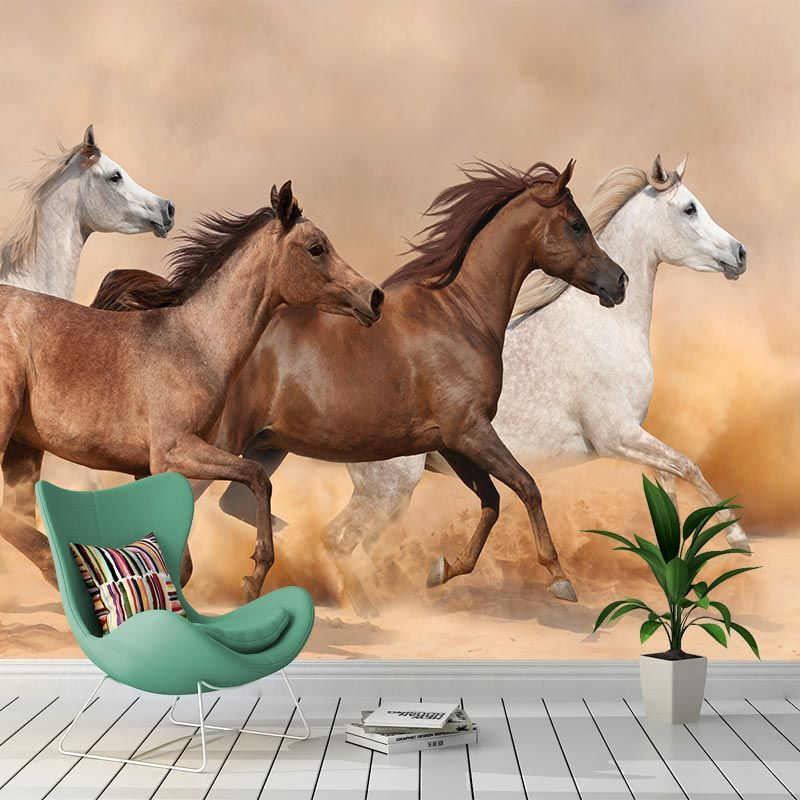 Paarden Behang Posterbehang.Fotobehang Wilde Paarden In 2019 Wilde Paarden Fotobehang