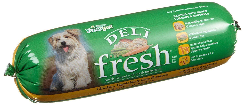 Deli Fresh Gently Cooked Dog Food