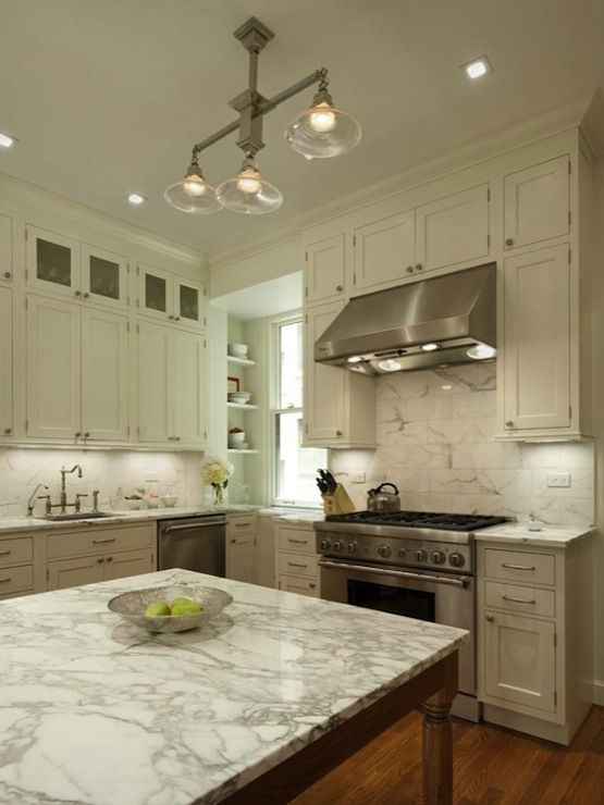 White Marble Top Kitchen Table Simple Design Inspiration