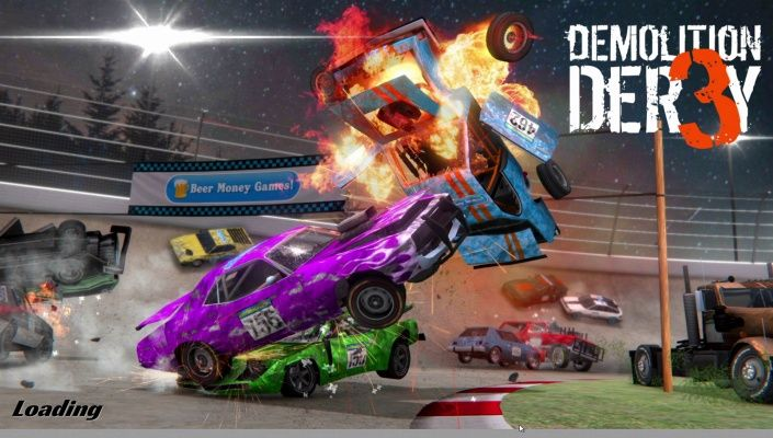 Demolition Derby 3 is a Free Android , New Racing Mobile