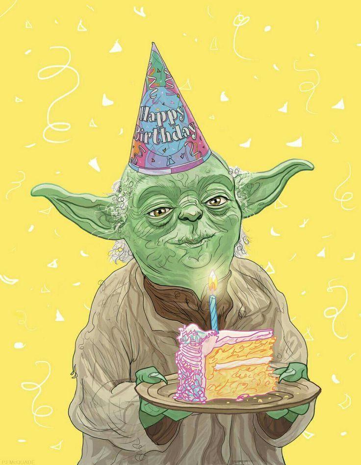 Citaten Yoda : Slikovni rezultat za happy birthday middle age star wars
