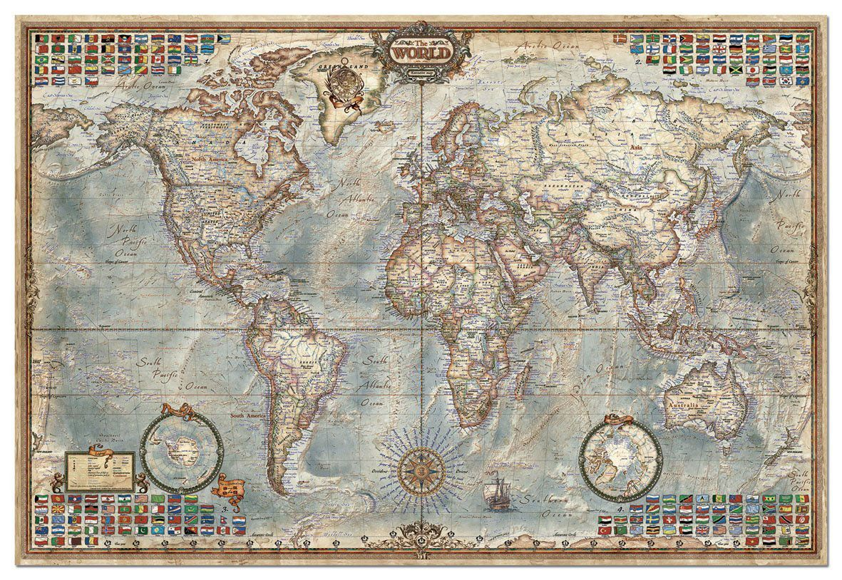 carte du monde ancienne map monde ancienne pinterest. Black Bedroom Furniture Sets. Home Design Ideas