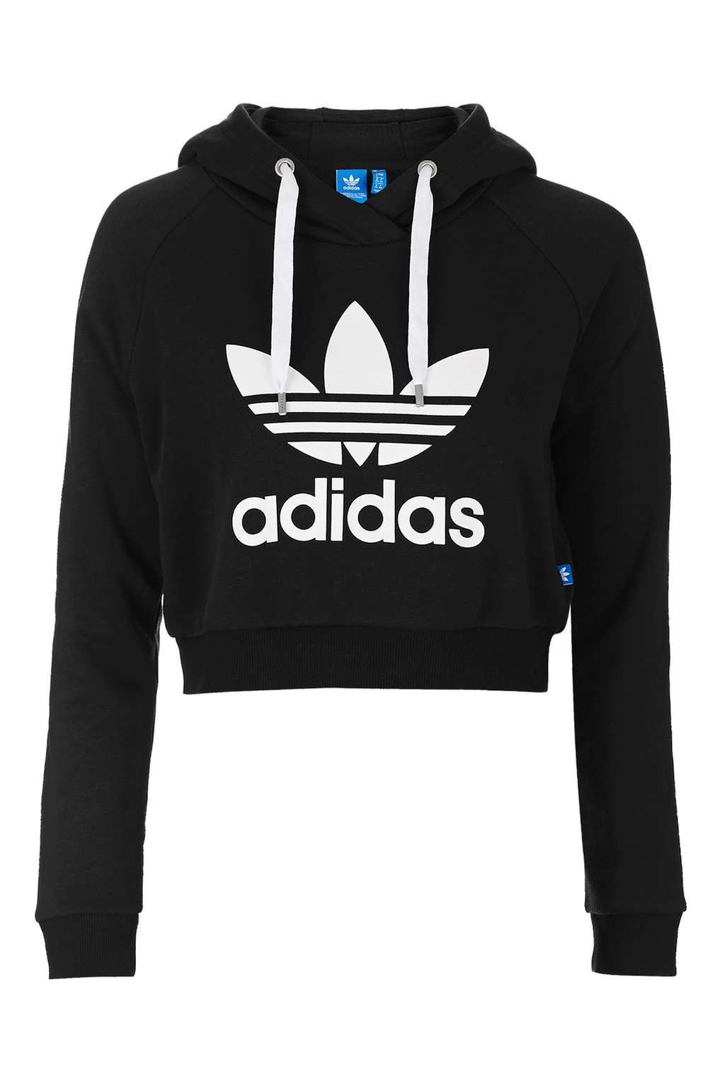 3b8d1d85e784c Cropped Hoodie by Adidas Originals in 2019