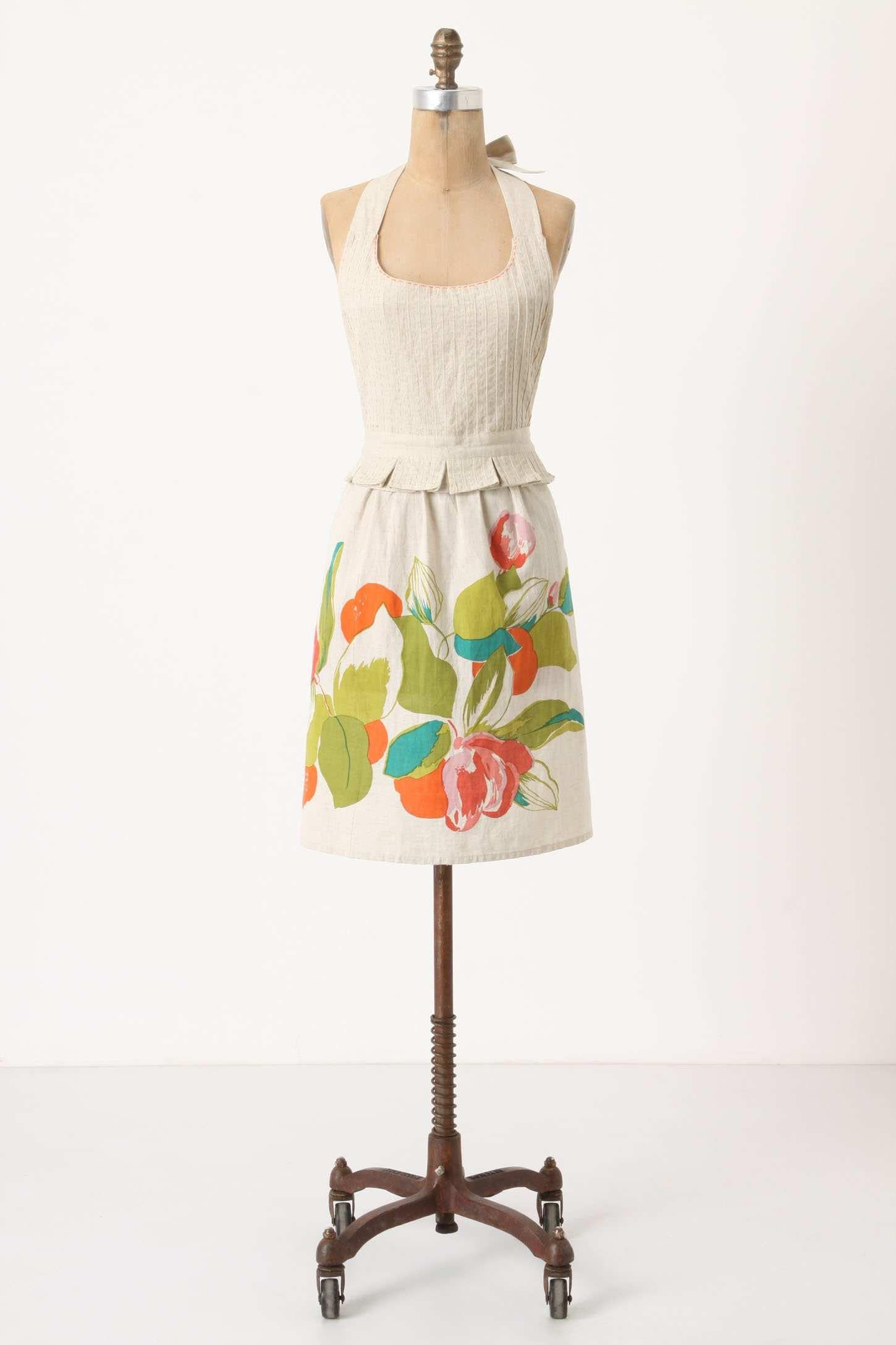 Apron Anthropologie | for my kitchen | Anthropologie apron ...
