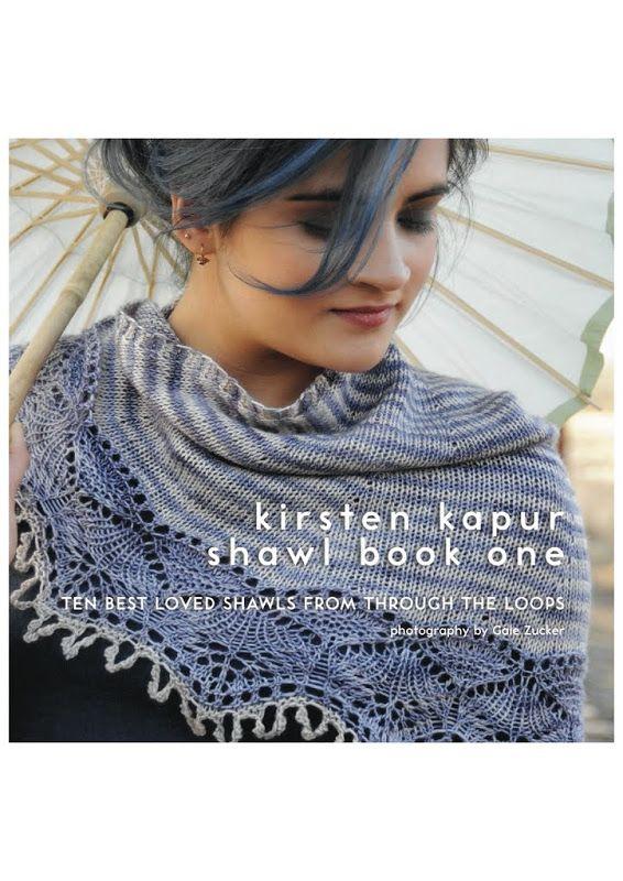 Shawl Book One (Kirsten Kapur) Cladonia Dl