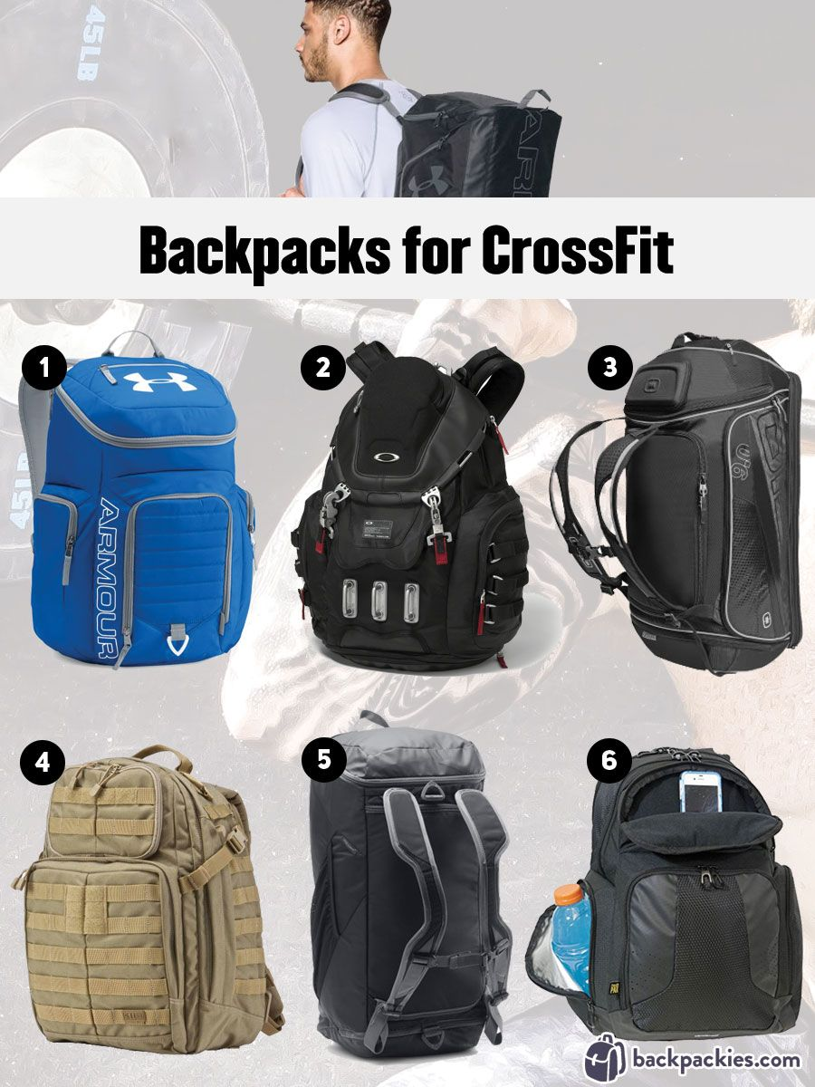 5693c3e35390 Best crossfit backpack - Top picks for the best backpacks for crossfit -  Learn more at backpackies.com