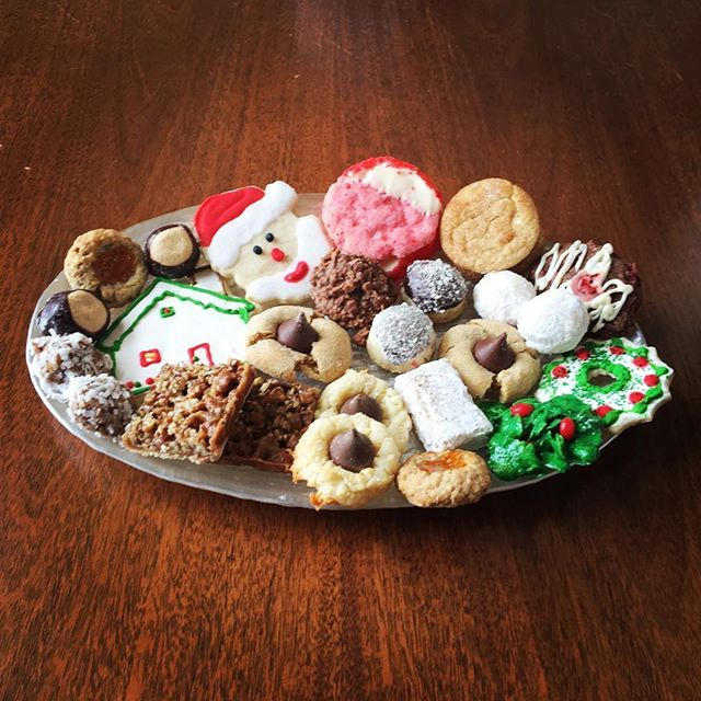 Christmas Cookie Sale Tomorrow 9am 1pm At Trinity Lutheran