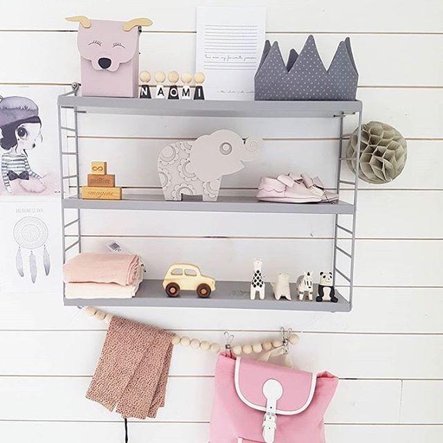 Photo: mininook.se@instagram ELSA on the shelf