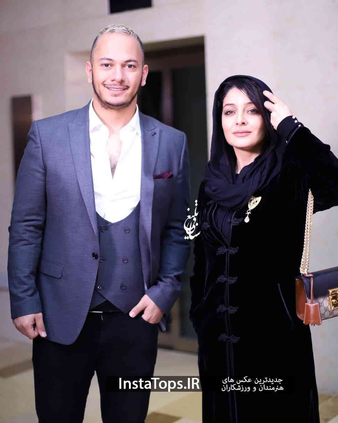 ساره بیات و اشوان Diy Fashion Hacks Persian Girls Iranian Actors