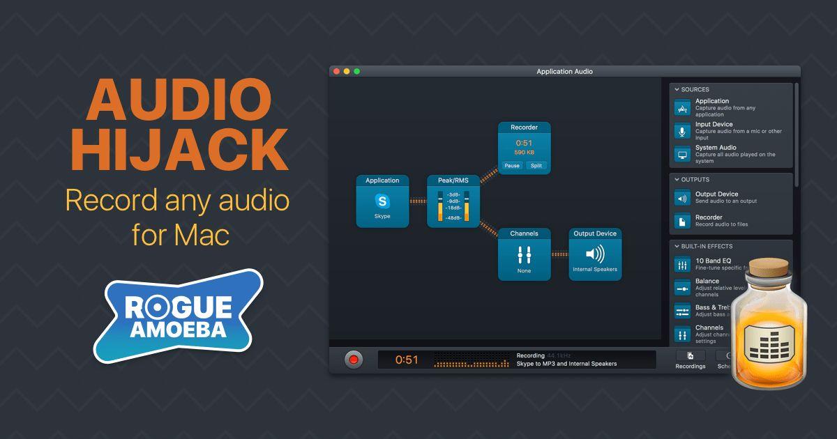audio hijack 破解