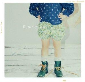 (lil'beans) fleur+dot bloomers