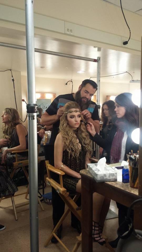 American Idol's Maddie Walker in style 'IVY' #pinkpewter looking absolutely beautiful