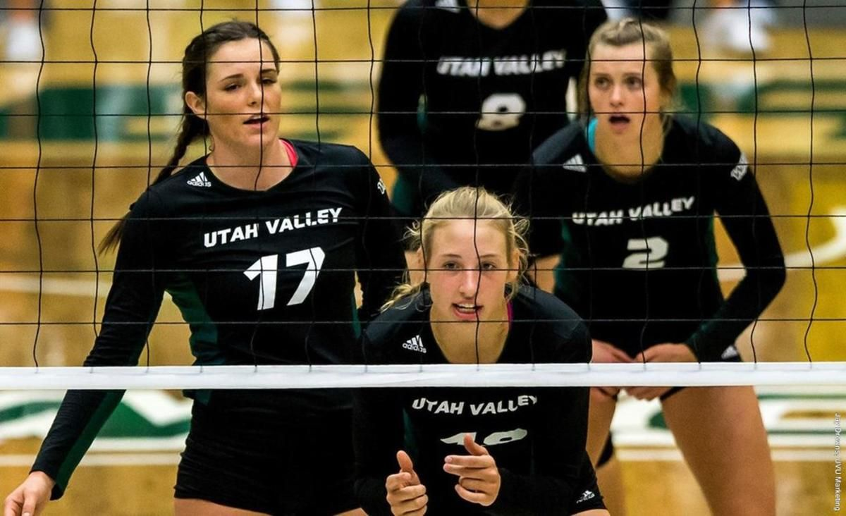 Uvu Volleyball Wolverines Selected Third Trio Named Preseason All Wac Deseret News Volleyball News Volleyball Volleyball Team
