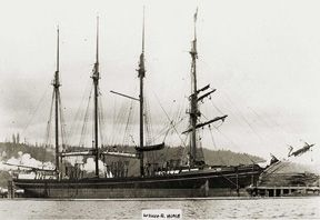 Tall Ships of the Past