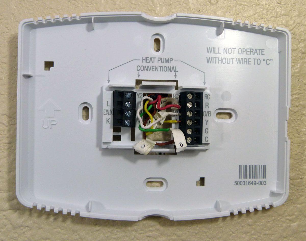 Honeywell Rth8580wf Wiring Diagram Gooddy Org Throughout