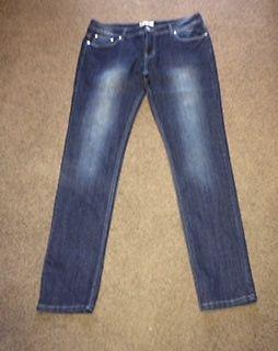 Temt Jeans Size 14 - near new - skinny leg