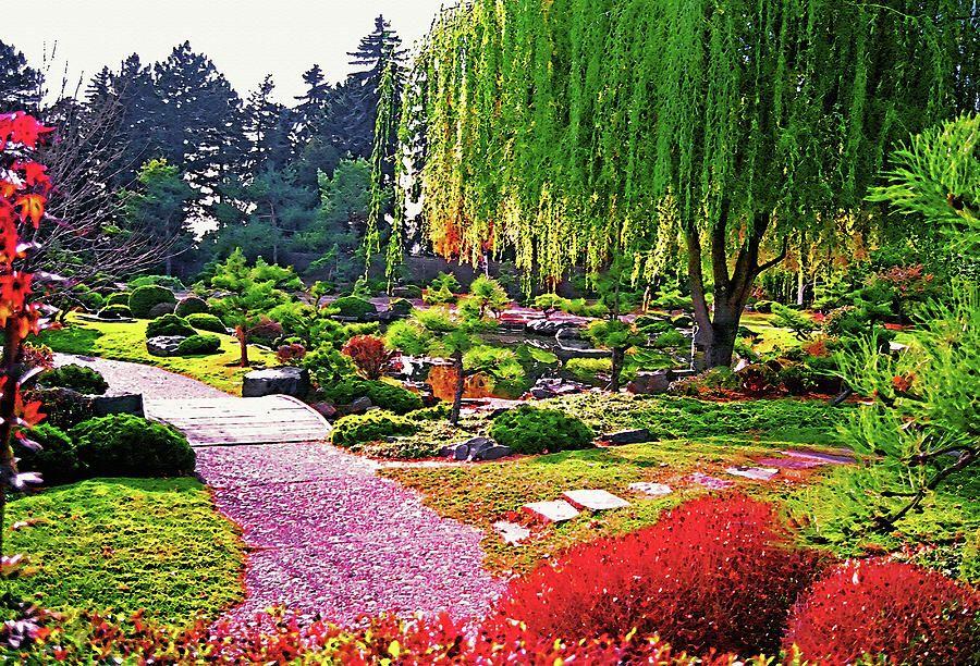 Denver Botanical Gardens 1 Photograph Denver Botanical