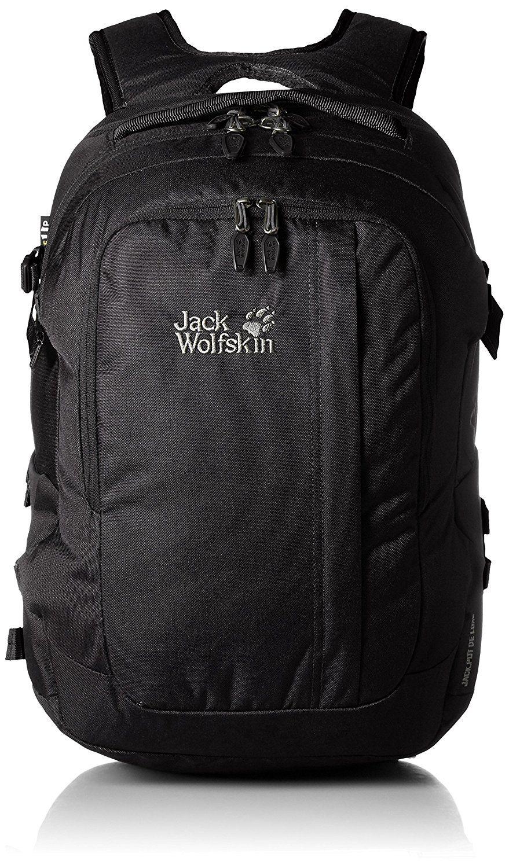 Jack Wolfskin Jack.Pot De Luxe 32L Backpack Black