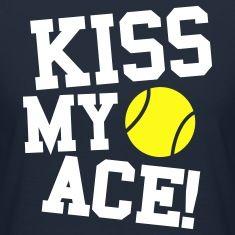 b988b7a34932 Tennis T-Shirts