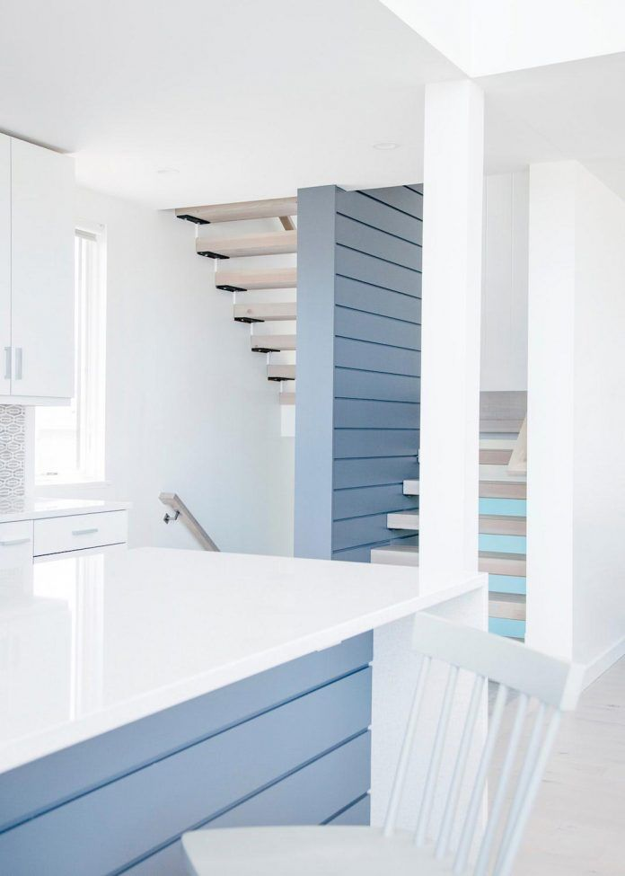 Jersey Shore vacation home designed to create the best possible ...