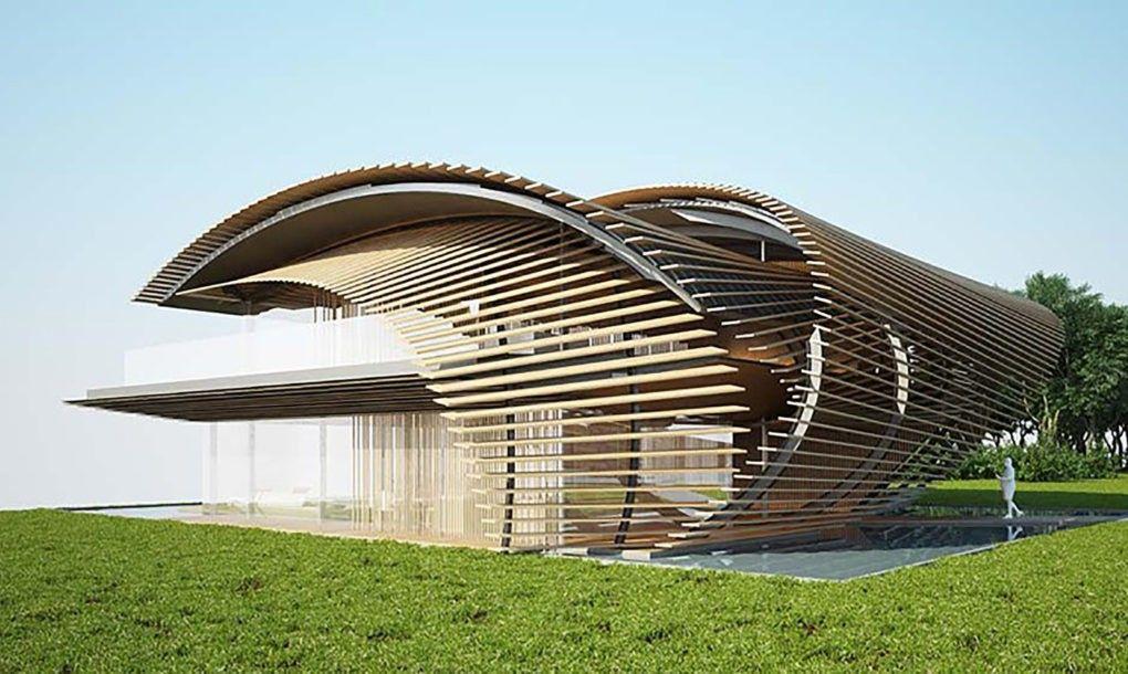 утверждала, что красивые павильоны от архитекторов фото обусловлена