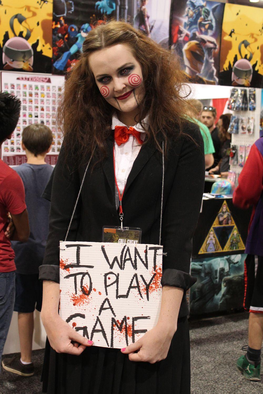 Jigsaw Cosplay   cosplay!!!!!   Halloween, Carnaval ...
