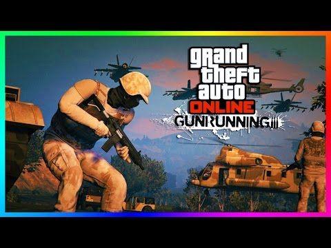 gta 5 online gunrunning download for pc