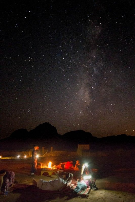 Glamping Life at a Bedouin Camp in the Wadi Rum Desert - Adventure Family Travel - Wandering Wagars