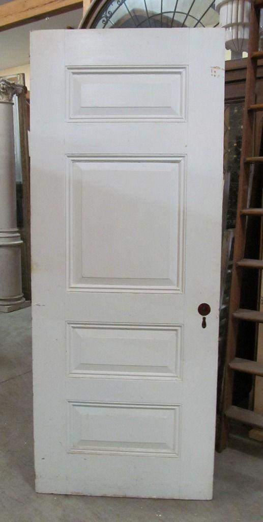 4 Panel Door 32 X 80 X 1.5