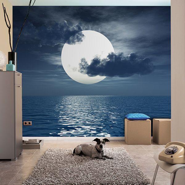 Fototapeten mond 0 schlafzimmer in 2019 fototapete for Wandbilder xxl schlafzimmer