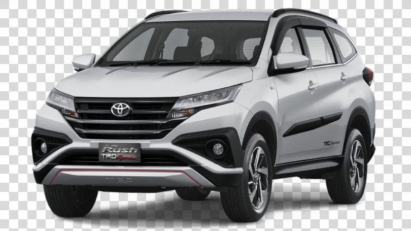 Toyota Daihatsu Terios Car Sport Utility Vehicle Rush